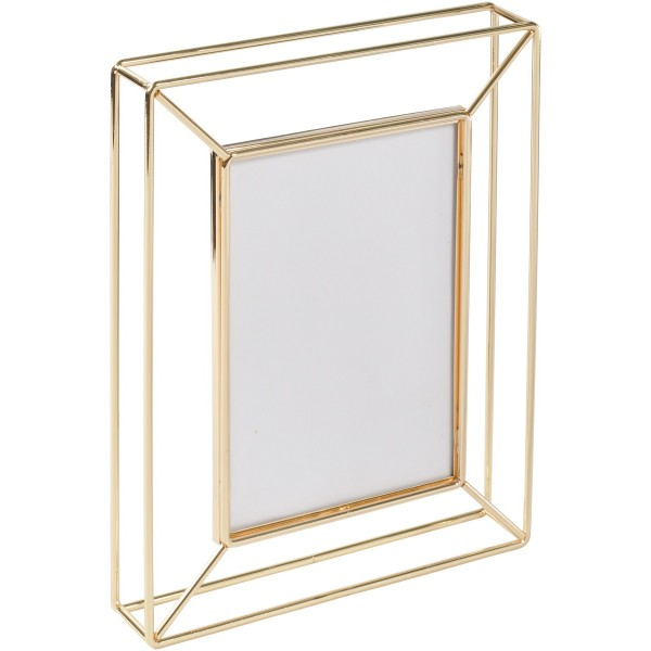 Eltham Gold Photo Frame