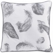 John Piper Floating Feathers Sqaure Cushion