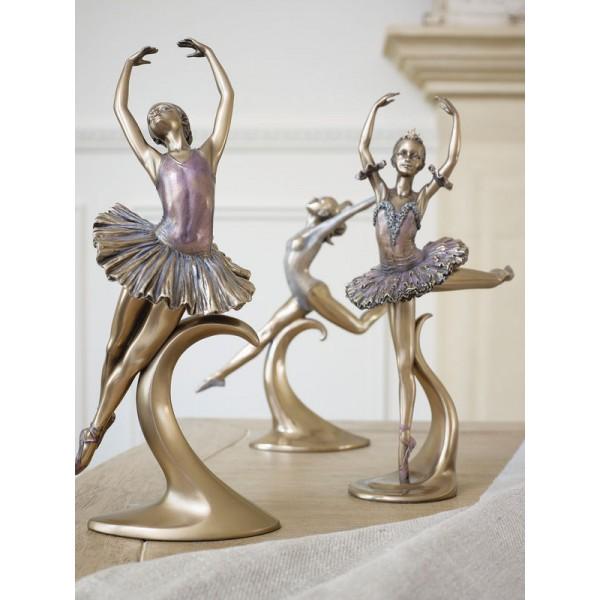 Pas De Poisson Ballerina Sculpture