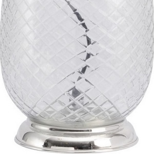 Cut Glass Diamond Table Lamp