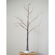 Luxury Light Up Snowy Twig Tree - Large