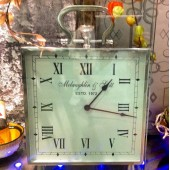Ambassador Square Clock- Large