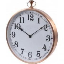 Hursley Copper Wall Clock