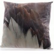 Feather Print Cushion - Large