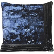 Printed  Cushion Frozen Nights