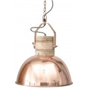 Merle Copper Ceiling Pendants – Medium