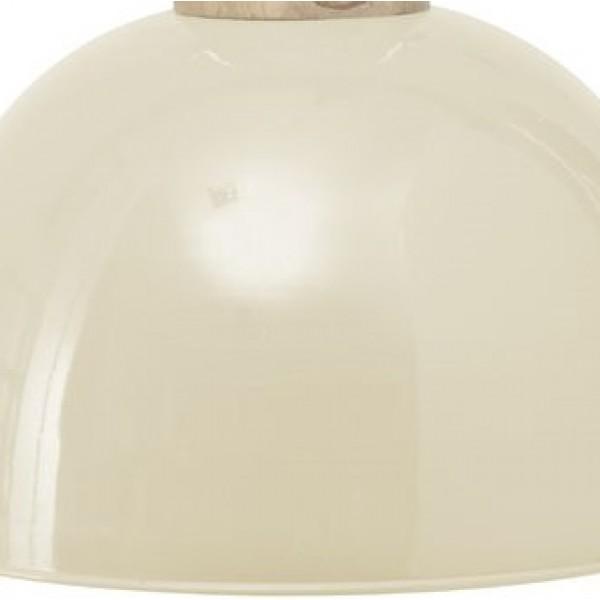 Merle Cream Ceiling Pendant – Large