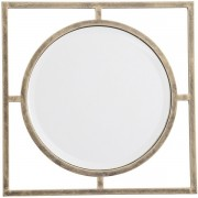 Occtaine Square Link Wall Mirror