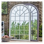 Orlanda Outdoor Mirror – White