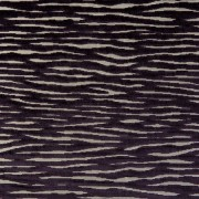 Designer fabric -Zebra Velvet – Purple