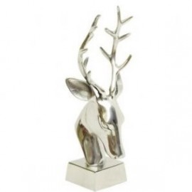 Stags Head on Base – Small