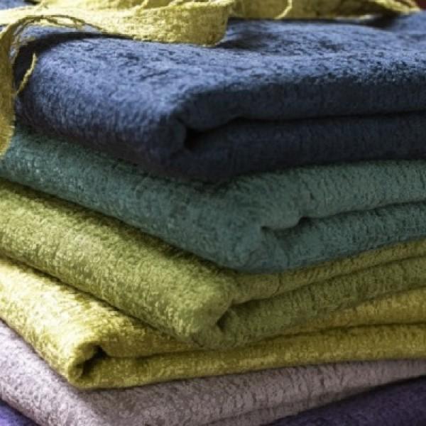 Designer Fabric - KAI-Quant Green