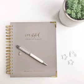 Lifestyle Planners – Grey