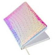 Iridescent Notebook-Pink