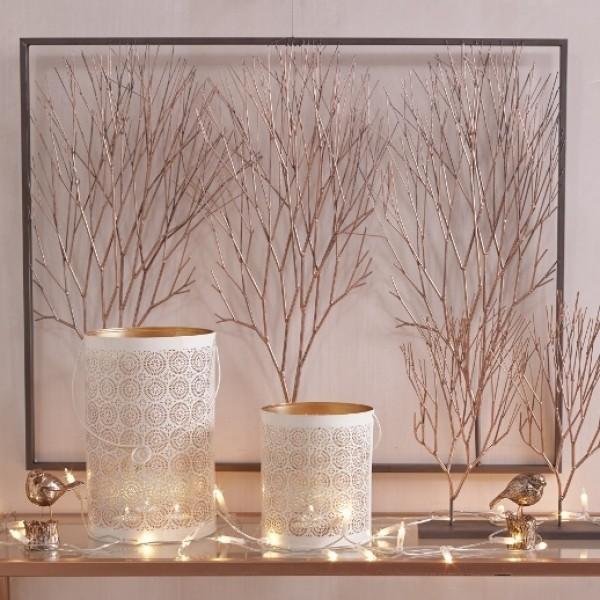 Copper Wall Art Home Decor ~ Copper rose tree wall art yorkshire uk united furnishings