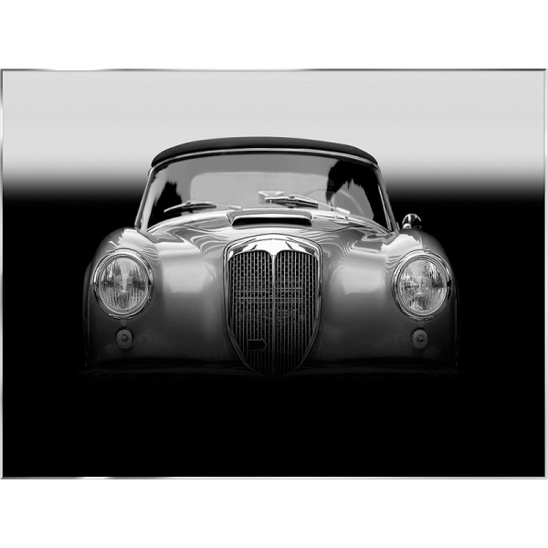 Lancia Glass Wall Art