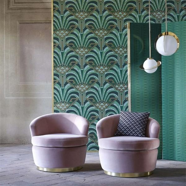 Designer Wallpaper - Conway Pearl