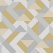 Designer Wallpaper - Gentle Groove