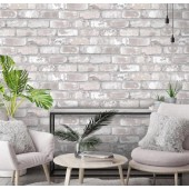 Designer Wallpaper - Expose Brick Effect
