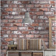 Designer Wallpaper - Real Brick