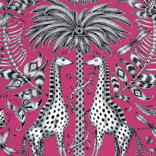 Designer Wallpaper - Animalia