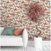 Designer Wallpaper - Poppy Flowers